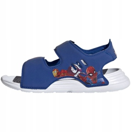 Sandale adidas Swim Sandal C Jr FY8938 albastru marin 1