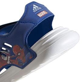 Sandale adidas Swim Sandal C Jr FY8938 albastru marin 6