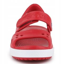 Crocs Crocband Ii Sandal Jr 14854-6OE roșu 1