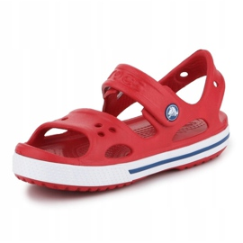 Crocs Crocband Ii Sandal Jr 14854-6OE roșu 2