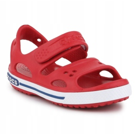 Crocs Crocband Ii Sandal Jr 14854-6OE roșu 3