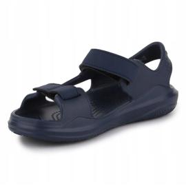 Crocs Swiftwater Jr 206267-463 albastru marin 2