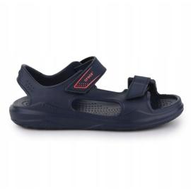 Crocs Swiftwater Jr 206267-463 albastru marin 5