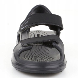 Crocs Swiftwater Jr 206267-0DD negru 1