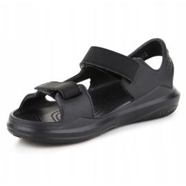 Crocs Swiftwater Jr 206267-0DD negru 2