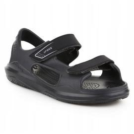 Crocs Swiftwater Jr 206267-0DD negru 3