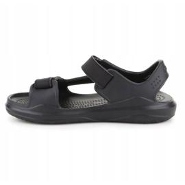 Crocs Swiftwater Jr 206267-0DD negru 4