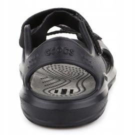 Crocs Swiftwater Jr 206267-0DD negru 5