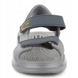 Crocs Swiftwater Jr 206267-0GR gri 1