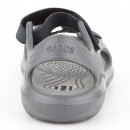Crocs Swiftwater Jr 206267-0GR gri 5