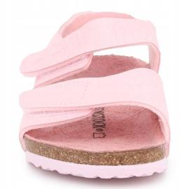 Birkenstock Palu Kids Logo Bs 1015409 roz 1