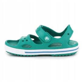 Sandale Crocs Crocband Ii Kids 14854-3TV albastru 4