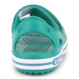 Sandale Crocs Crocband Ii Kids 14854-3TV albastru 5
