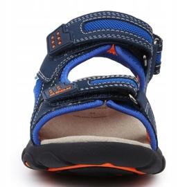 Sandale Geox S Strada B Jr J9224B-014CE-C0659 albastru marin albastru 1