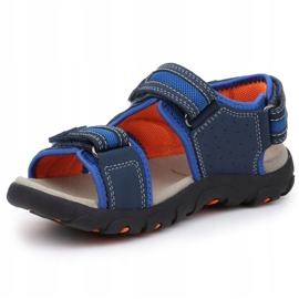 Sandale Geox S Strada B Jr J9224B-014CE-C0659 albastru marin albastru 2