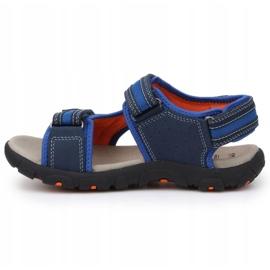Sandale Geox S Strada B Jr J9224B-014CE-C0659 albastru marin albastru 4