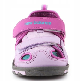 Sandală New Balance Kids Expedition K2005GP albastru roz 1
