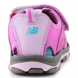 Sandală New Balance Kids Expedition K2005GP albastru roz 5