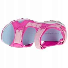 Skechers D'Lites Jr 664133L-HPMT roz 2