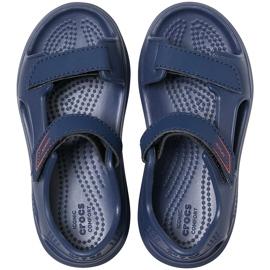 Sandale Crocs pentru copii Swiftwater Expedition bleumarin 206267 463 albastru marin 1