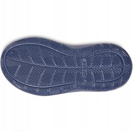 Sandale Crocs pentru copii Swiftwater Expedition bleumarin 206267 463 albastru marin 3