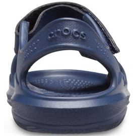 Sandale Crocs pentru copii Swiftwater Expedition bleumarin 206267 463 albastru marin 2