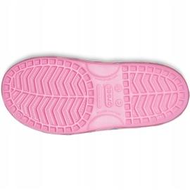 Sandale pentru copii Crocs Fun Lab Rainbow roz 206795 669 3