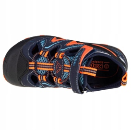 Sandale Kappa Reminder K 260682K-6744 negru albastru marin 2