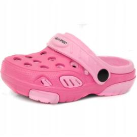 Papuci Aqua-speed Lido, col 03 roz 1