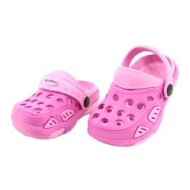 Papuci Aqua-speed Lido, col 03 roz 3