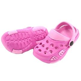 Papuci Aqua-speed Lido, col 03 roz 4