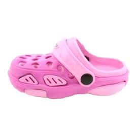 Papuci Aqua-speed Lido, col 03 roz 2