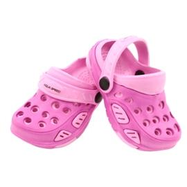 Papuci Aqua-speed Lido, col 03 roz 5