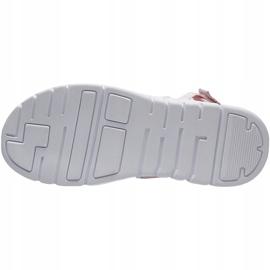 Sandale pentru fete 4F roz deschis HJL21 JSAD001 56S 2