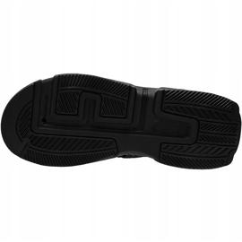 Sandale pentru băiat 4F negru profund HJL21 JSAM002 20S 2