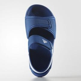 Sandale Adidas Akwah 9 Jr S74649 albastru 1