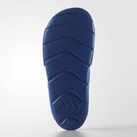 Sandale Adidas Akwah 9 Jr S74649 albastru 2