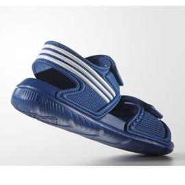 Sandale Adidas Akwah 9 Jr S74649 albastru 3