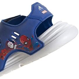 Sandale pentru copii adidas Sandal de baie I albastru FY8958 5