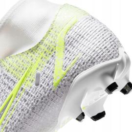 Pantofi de fotbal Nike Mercurial Superfly 8 Academy FG / MG M CV0843 107 alb 4
