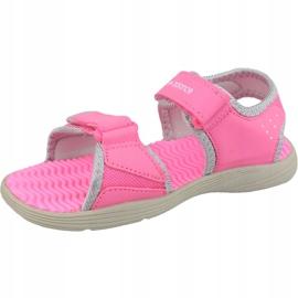 Sandale New Balance Sandal K K2004GRP roz gri 1