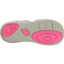 Sandale New Balance Sandal K K2004GRP roz gri 3