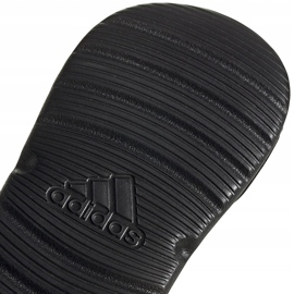 Sandale copii Adidas Swim Sandal C negru FY8936 3