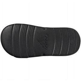 Sandale copii Adidas Swim Sandal C negru FY8936 5