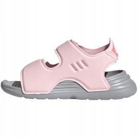 Sandale pentru copii adidas Sandal de baie I roz FY8065 2
