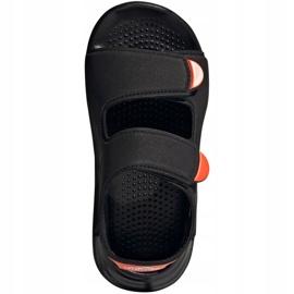Sandale Adidas Jr FY8936 negru 1