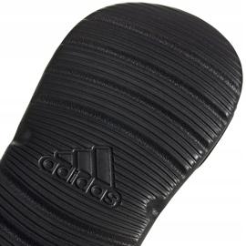 Sandale Adidas Jr FY8936 negru 3