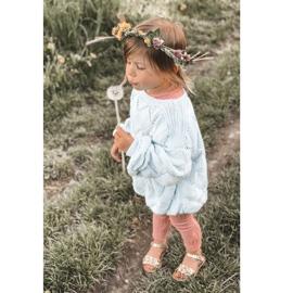 FR1 Sandale pentru copii cu model de șarpe Golden Baxlee de aur 6