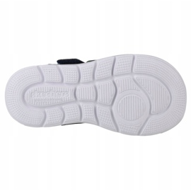 Skechers C-Flex Sandal 2.0 Heat Blast Jr 400041N-NVLM negru albastru marin 3