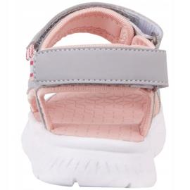 Sandale Kappa Kana Jr 260886K 1421 roz gri 5